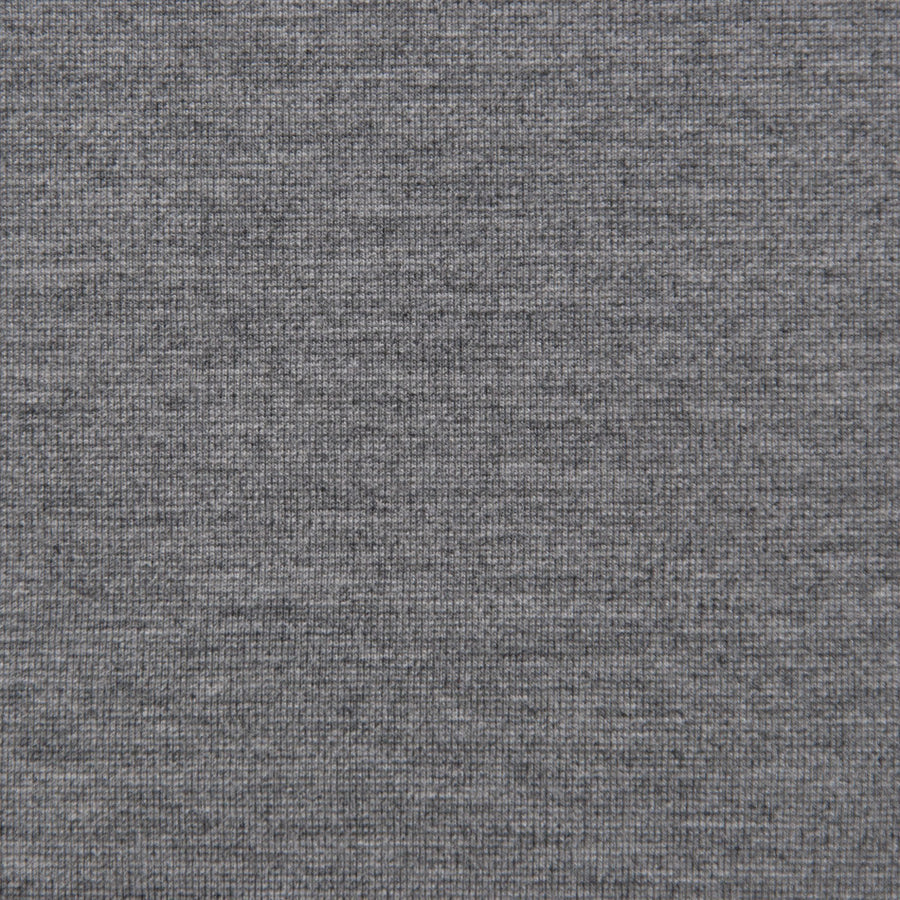 Grey Punto Roma Knit Fabric 1846 - Fabrics4Fashion