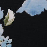 Floral Viscose Linen Fabric 1916 - Fabrics4Fashion