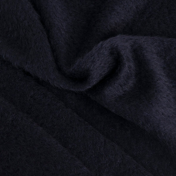 Navy Blue Coating Fabric 1632Woven