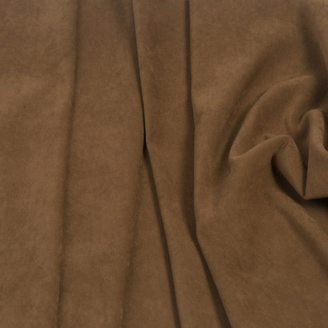Camel Poly Stretch Fabric 203 - Fabrics4Fashion