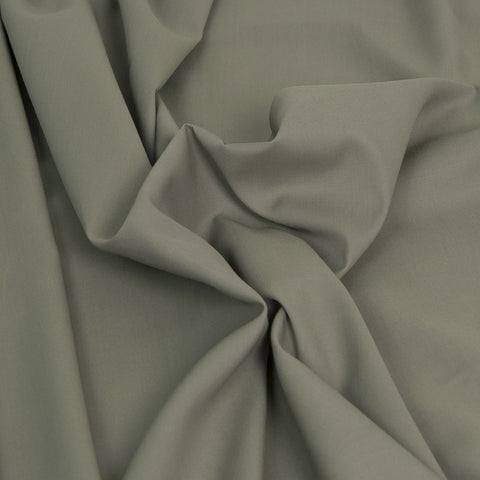 Smooth Green Lightweight Fabric 2114Woven