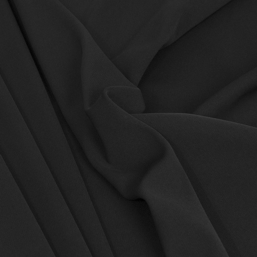 Black Waterproof Blend 2130 - Fabrics4Fashion