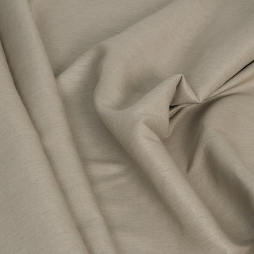 Beige Soft Canvas 2131 - Fabrics4Fashion