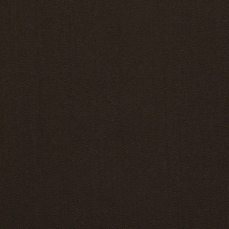 Walnut Brown Stretch Suiting Fabric 2306 - Fabrics4Fashion