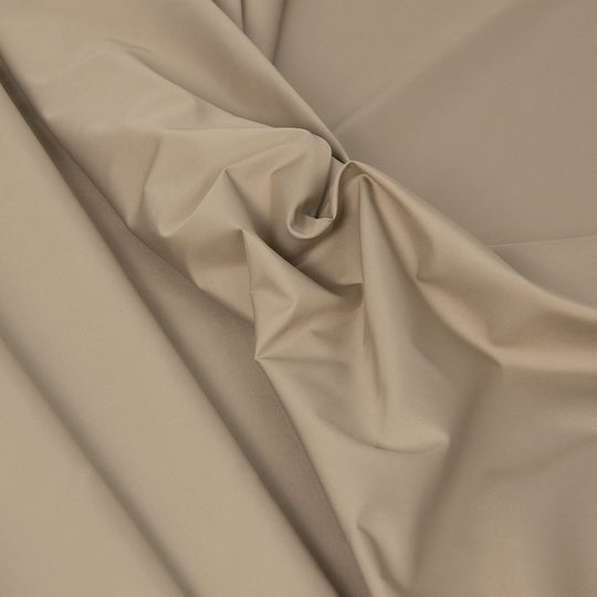 Beige Trench Poly Fabric 2329 - Fabrics4Fashion