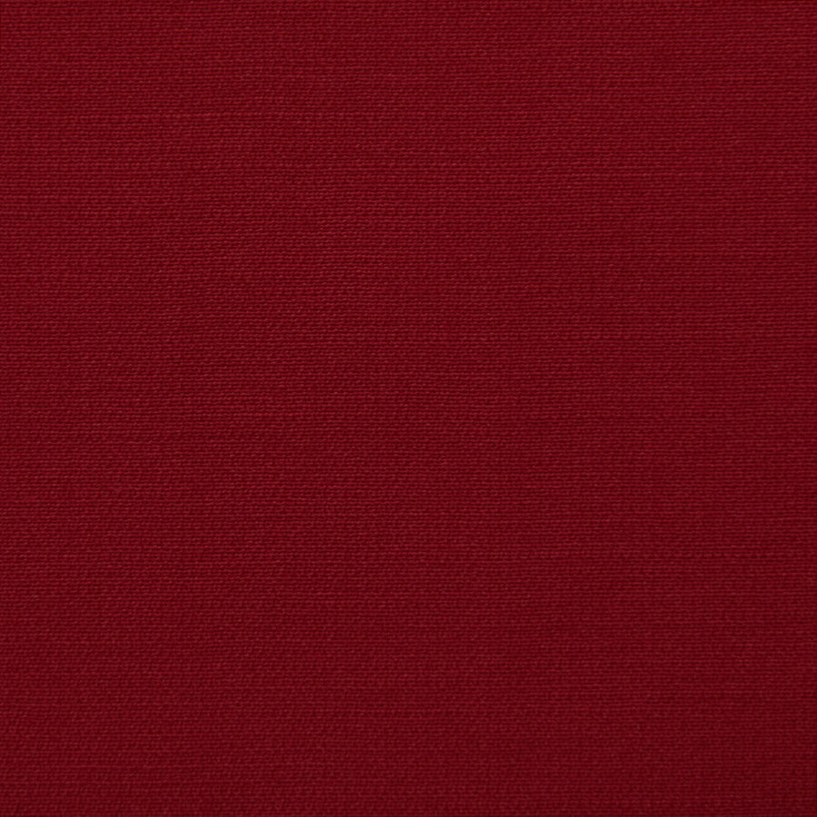 Red Virgin Wool Fabric 2374Woven