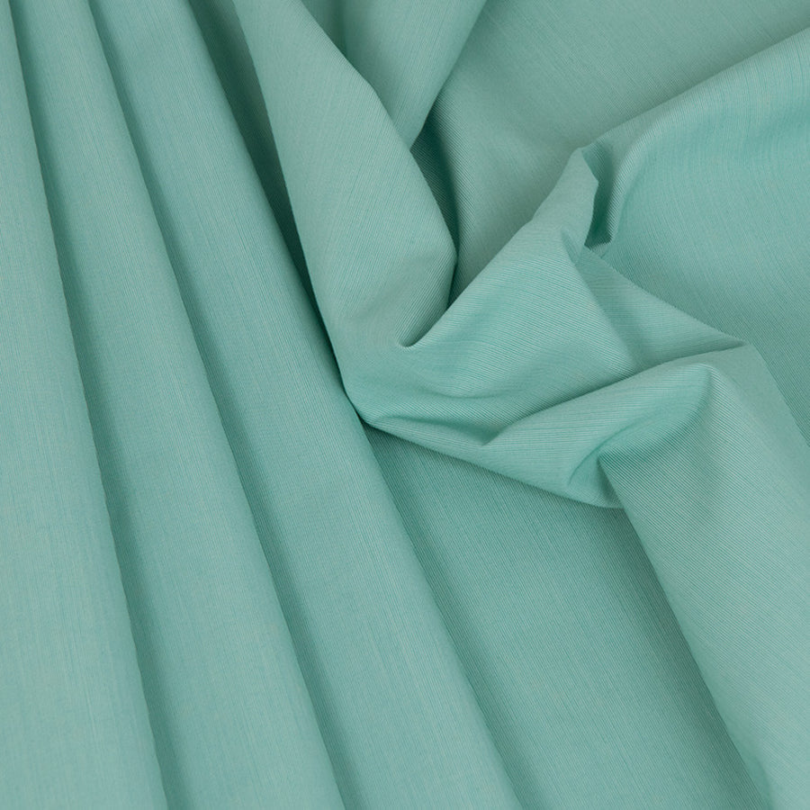 Striped Green Ligthweigth Fabric 2488Woven
