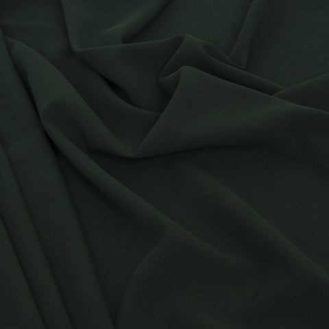 Olive Micro Design Polynosic Fabric 25Woven