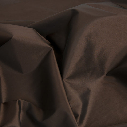 Bronze Shiny Poly Fabric 284 - Fabrics4Fashion