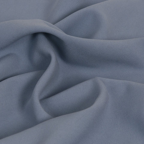 Lavender Blue Blended Fabric 295Woven