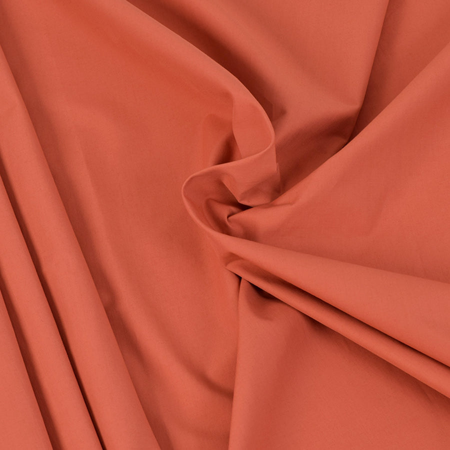 Orange Water Repellent Fabric 139Woven