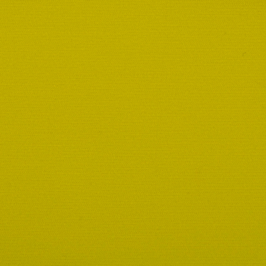 Yellow Stretch Blended Fabric 3315Woven