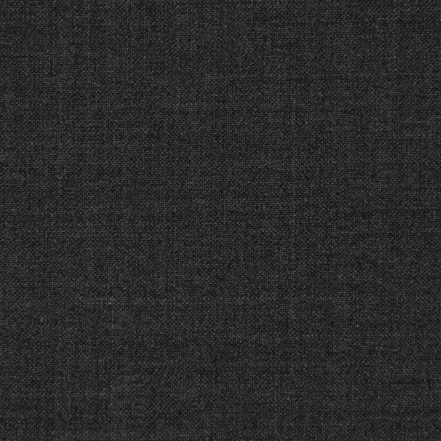 Grey Bistretch Suiting Wool 3492 - Fabrics4Fashion