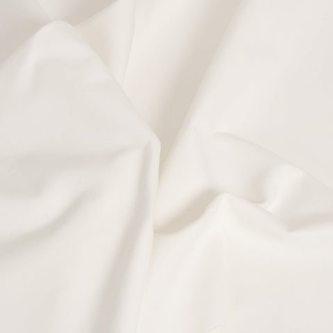 White Heavy Weight Cotton 357Woven