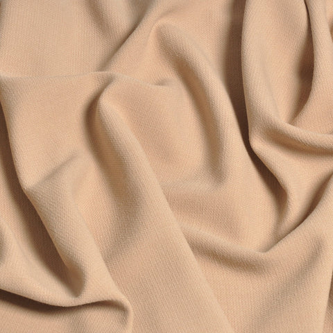 Poly Wool Stretch Suiting Fabric 380Woven