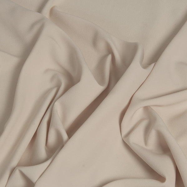 Beige Poly Crepe 425 - Fabrics4Fashion