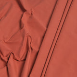 Orange Cotton/ Polyamide Fabric 441Woven