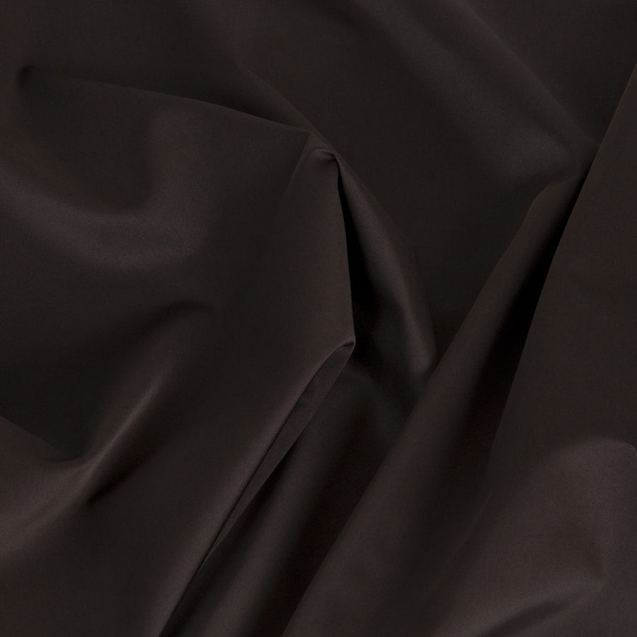 Bark Brown Satin Gabardine 462Woven