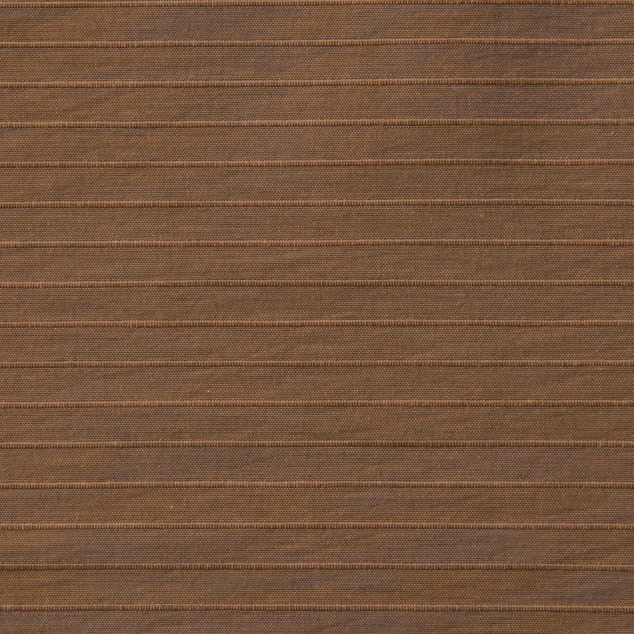 Brown Fancy Poplin 472 - Fabrics4Fashion