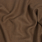 Brown Linen Tweed 5 - Fabrics4Fashion