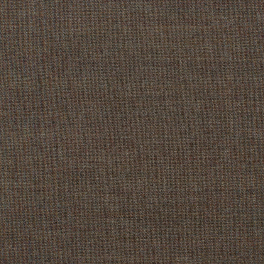 Brown Suiting Flannel 690 - Fabrics4Fashion
