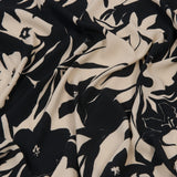 Floral Print Light Crepe 7 - Fabrics4Fashion
