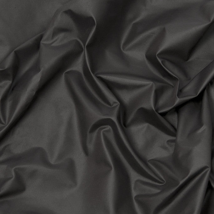 Black Techno Poly Fabric 89 - Fabrics4Fashion
