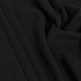Charcoal Ribbed Wool 915 - Fabrics4Fashion