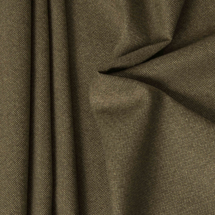 Wool Sage Green 3503Woven