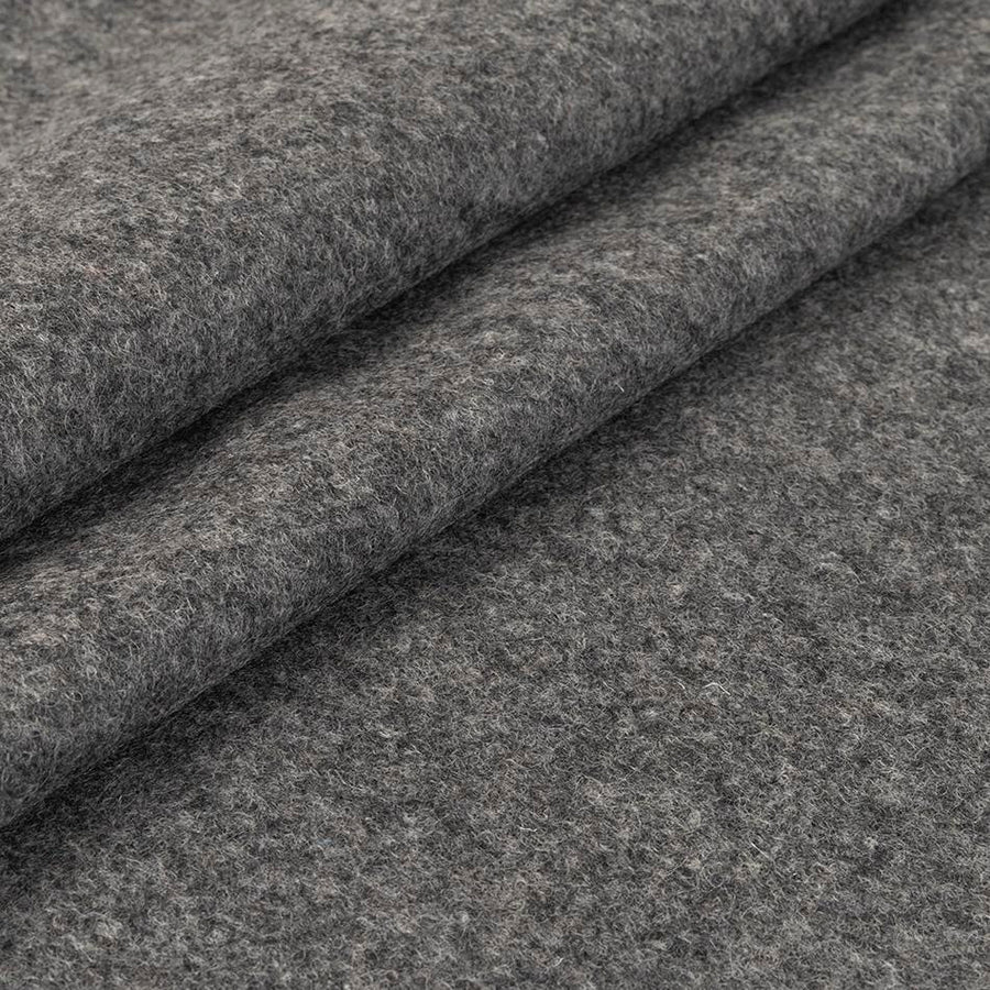 Anthracite Coating Fabric 5295 - Fabrics4Fashion
