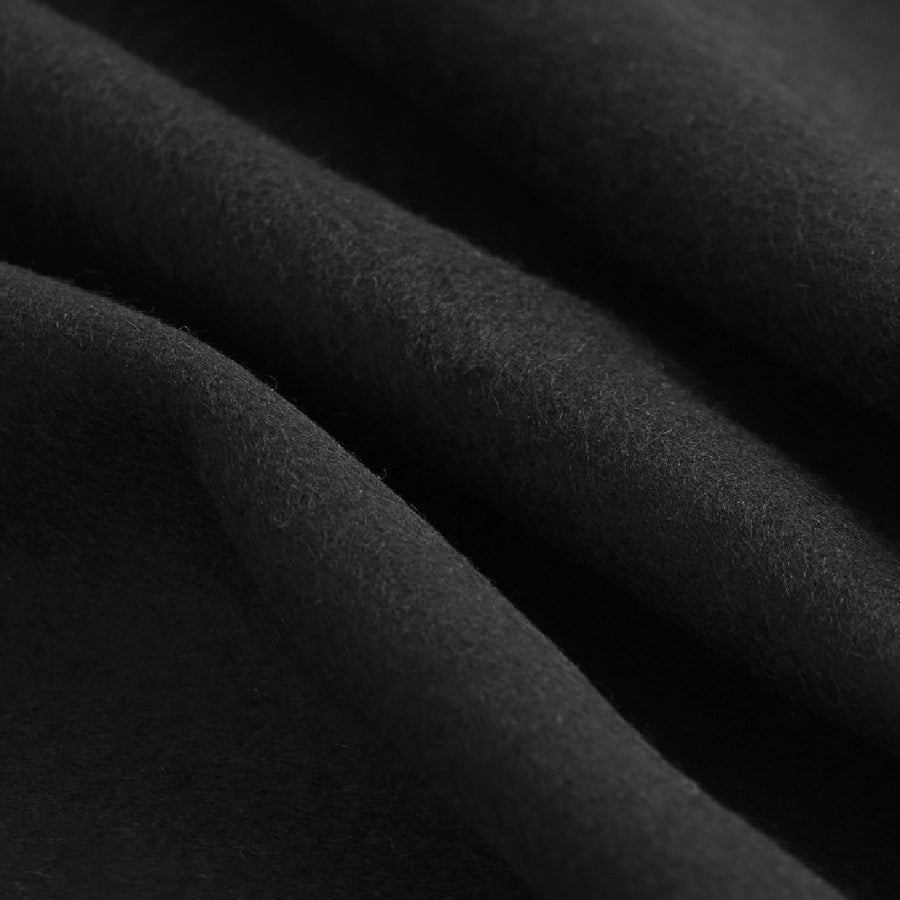 Black Coating Fabric 2386