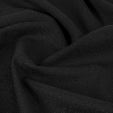 Black Suiting Fabric 5306