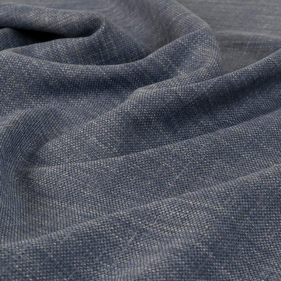 Blue Suiting Fabric 5296