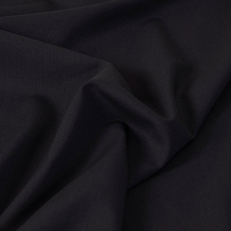 Midnight Blue Bistretch Suiting Wool 5125