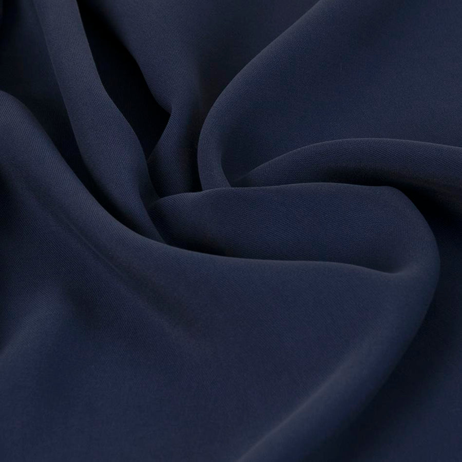 Navy Viscose Soft Blend 2018