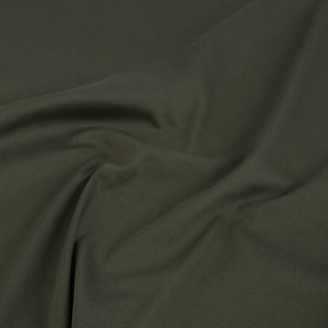 Olive Green Gabardine Fabric 5563 - Fabrics4Fashion