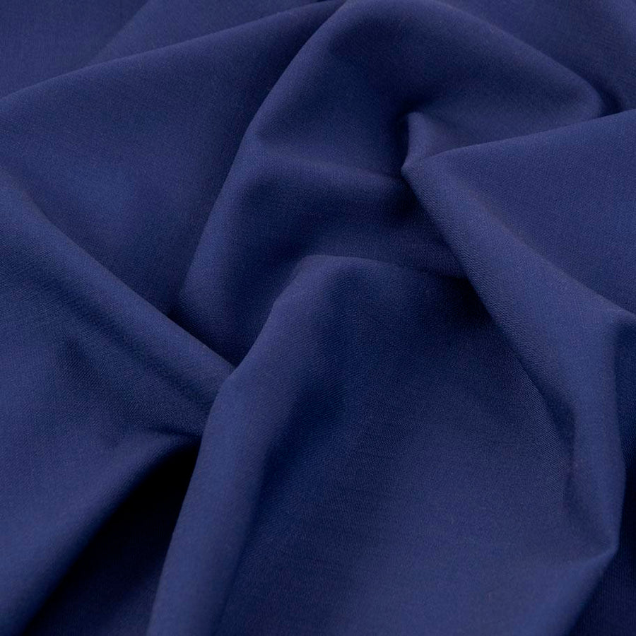 Royal Blue Suiting Wool 4164