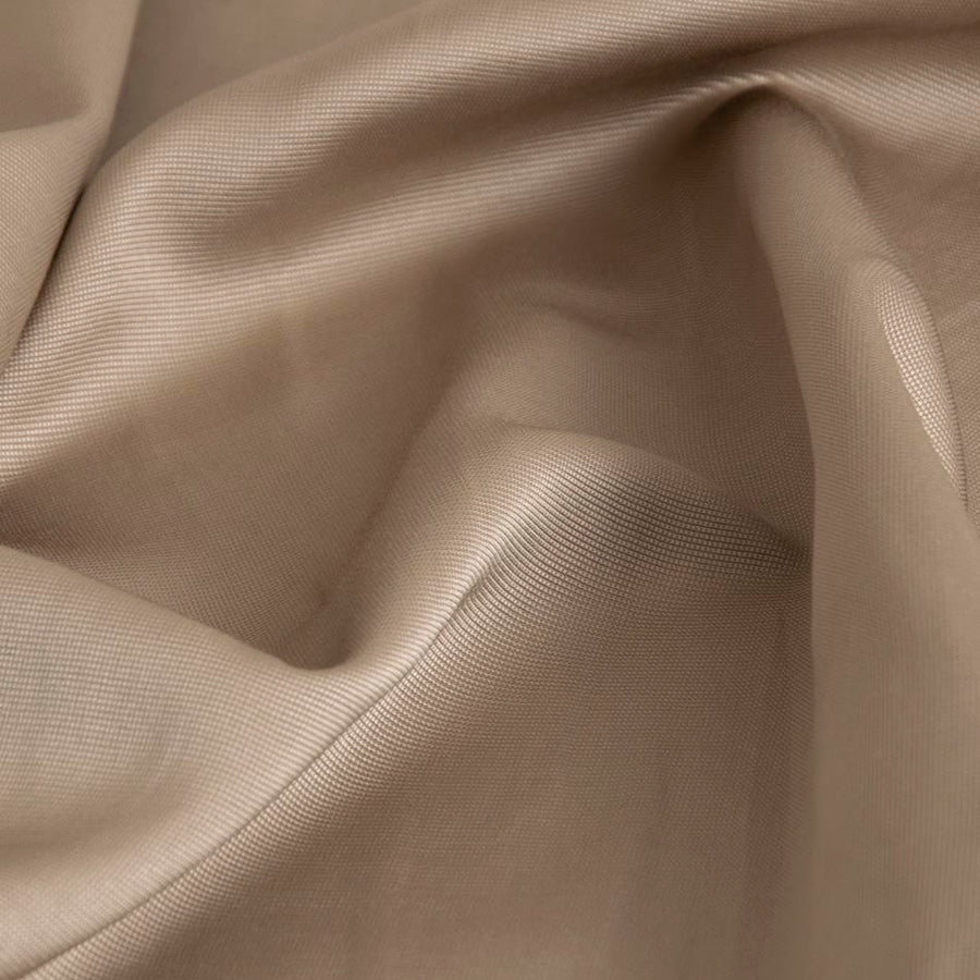 Shinny Golden Beige Fabric 5251