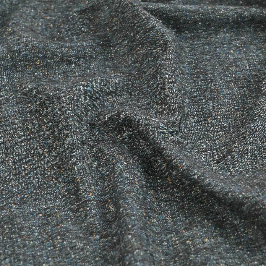 Turquoise Tweed Fabric 5567