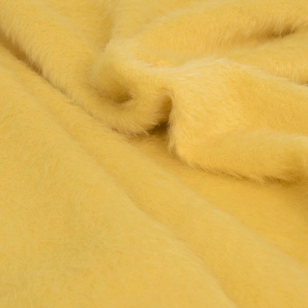 Yellow Mohair Yellow Coating Blend 1633