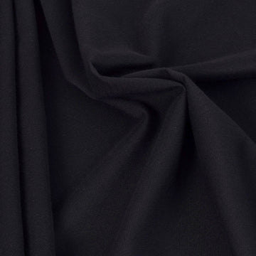 Black Stretch Satin 317 - Fabrics4Fashion