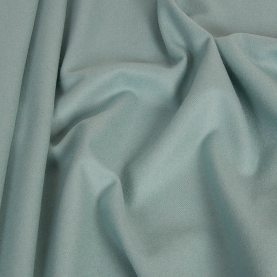 Acqua Green Coating Wool 1454 - Fabrics4Fashion