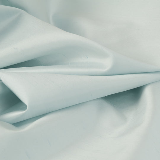 Baby Blue  Shantung 411 - Fabrics4Fashion