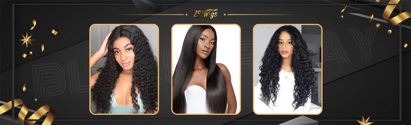 How long does a lace front wig last ? - zsfwigs