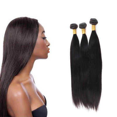 Grade 9A Brazilian remy human hair bundles 3pcs/lot - zsfwigs