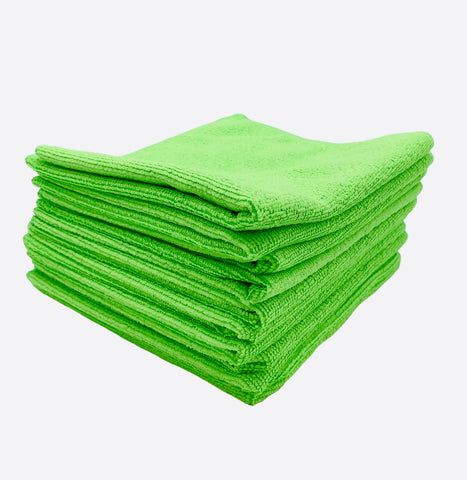Eco Wipe 250 Microfibre Cloths - Pack of 10