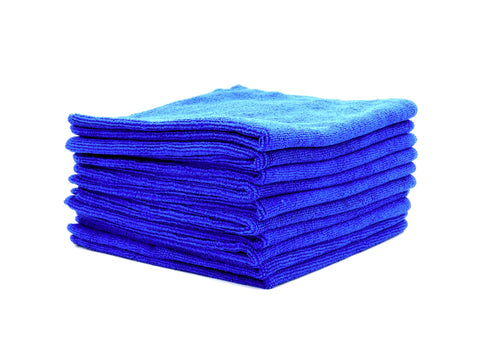 Premium 300GSM Microfibre Cloths - Pack of 10