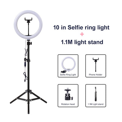 Premium Ring Light 25%