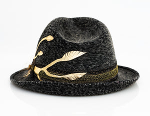 Silent Leaves Hat