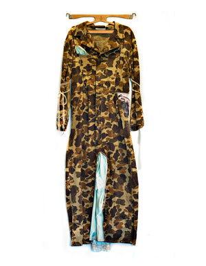Jungle Fever jumpsuit